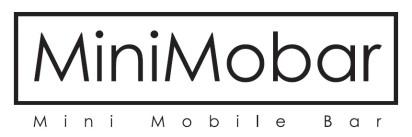 MINIMOBAR - Mini Mobile Bar